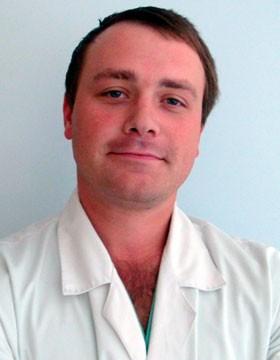 Специалист ультразвуковой диагностики медицинского центра «ТАТМЕД», уролог Родионов Михаил Андреевич