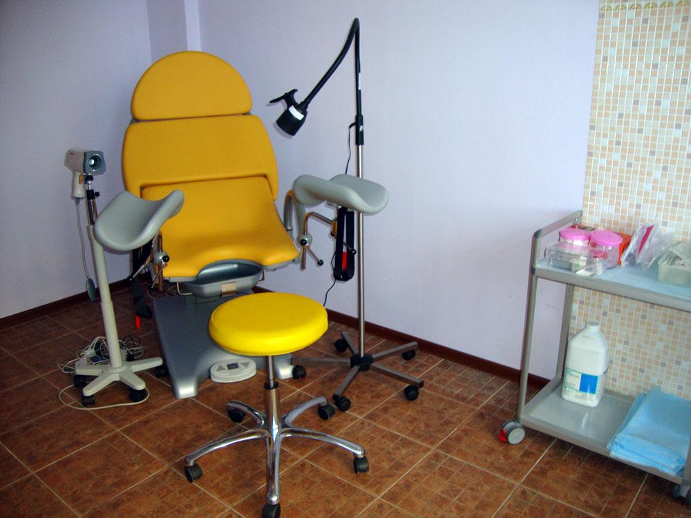 Гинекологический кабинет медицинского центра «ТАТМЕД»