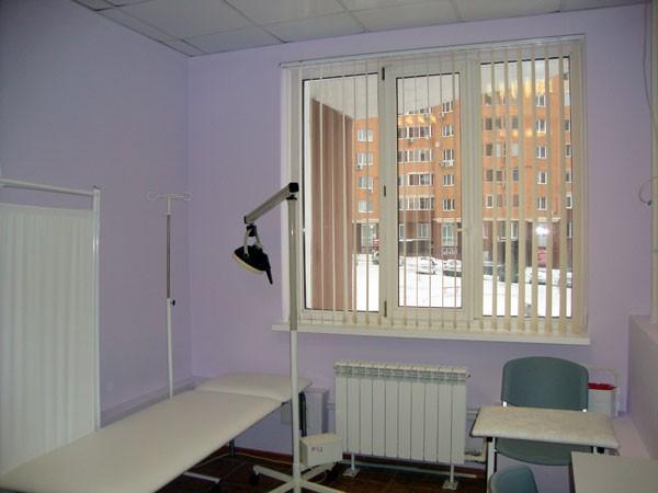 Процедурный кабинет медицинского центра «ТАТМЕД»