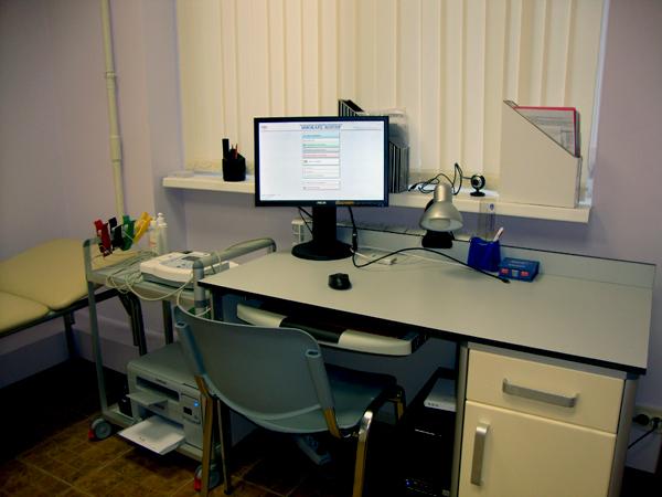 Кардиологический кабинет медицинского центра «ТАТМЕД»