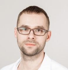 Невролог, остеопат медицинского центра «ТАТМЕД» Ерченко Сергей Александрович