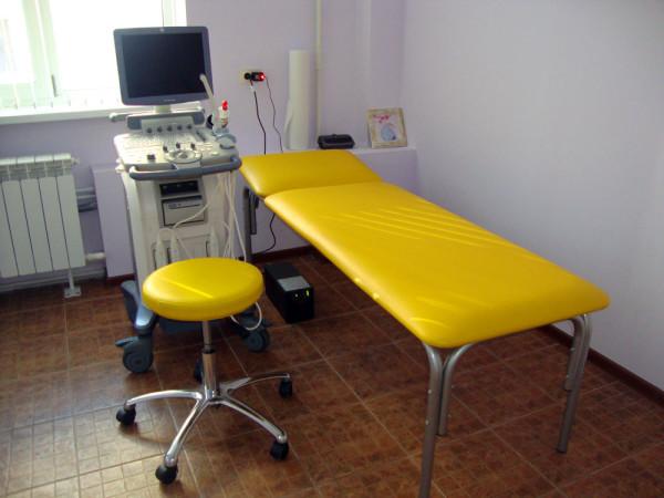 Кабинет УЗИ-диагностики медицинского центра «ТАТМЕД»