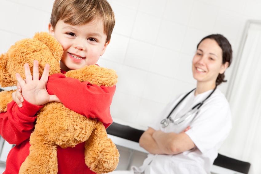 Основные УЗИ исследования для детей